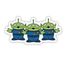 Aliens (Toy Story) Sticker