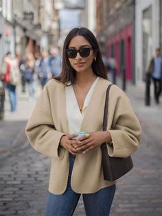 Fashion Women S Quartz Watches Blazer Fashion, 80s Fashion, Fashion 2020, Modest Fashion, Korean Fashion, Fashion Looks, Fashion Outfits, Boho Fashion, Vintage Fashion