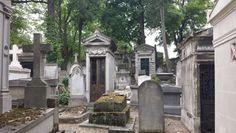 Pere Lachaise cemetery Paris
