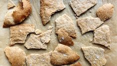 Sourdough Discard Crackers Are the Absolute Easiest Thing to Make With Excess Sourdough Starter Sourdough Starter Discard Recipe, Sourdough Recipes, Sourdough Bread, Yeast Starter, Snack Recipes, Cooking Recipes, Snacks, Savoury Recipes, What's Cooking