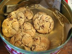 Ginger pecan cookies were voted the best cookie in the Rochester Public Market's 2016 contest.