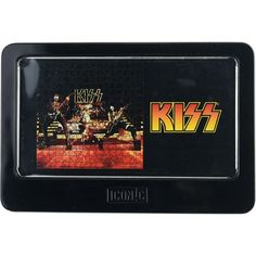 Iconic Concepts - Kiss® Live Performance 3D Puzzle - Black/Orange/Red
