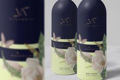 Victoria Cosmetics on Behance