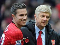 Robin Van Persie Ucapkan Selamat Untuk Arsenal Diruang Ganti | BDbola.com