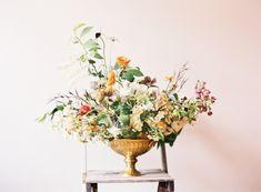 Floral arrangement by Saipua, photo by Jen Huang