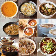 Recipe Roundup: Soups & Stews