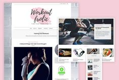 SHOWCASE: Workout Frolic Fitness Blog built using EasyBlog Themes! Check it out -->>   #startablog #blogging #WordPressblogthemes #WordPressthemes #fitnessblog #fitnessblogger Personal Trainer Website, How To Start A Blog, How To Make Money, Mom Blogs, Finding Yourself, Exercise, Gym, Workout, Fitness