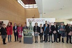 El escultor zamorano Baltasar Lobo recibe un homenaje con una exposición de su obra en las Cortes de Castilla y León http://revcyl.com/www/index.php/cultura-y-turismo/item/5432-el-escultor-zamorano-baltasar-lobo-recibe-un-homenaje-con-una-exposici%C3%B3n-de-su-obra-en-las-cortes-de-castilla-y-le%C3%B3n