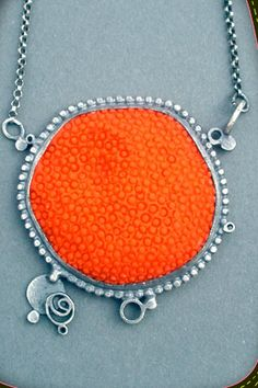 Google Image Result for http://glasstire.com/wp-content/uploads/2012/04/JaimeJoFisher_OrangePeelPendant1.jpg
