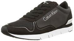 Calvin Klein Jeans  Jude,  Herren Lauflernschuhe Sneakers , Schwarz - Schwarz (Bbk) - Größe: 39 - http://on-line-kaufen.de/calvin-klein-jeans/39-eu-calvin-klein-jeans-jude-herren-sneakers