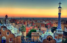 Top 5 Reasons to Visit Barcelona City in Spain