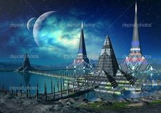 depositphotos_7376777-The-Towers-Of-Gremor---Alien-Planet-01.jpg (1023×716)