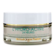 LHydro Active 24 Hours - Active Moisturising Comfort Face Cream (Normal to Dry Skin) 50ml/1.66oz by Methode Jeanne Piaubert. $75.99. This beauty product is 100% original.. A velvety long-lasting facial moisturizer Formulated with exclusive Aqualance that preserves the volume & quantity of water in skin cells Delivers non-stop 24-hour hydration Contains Multiflora Rose extract to effectively minimize sebum & shrink pores Skin appears smoother refined more radiant...