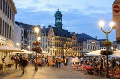 Mons a hilltop city and a place of pilgrimage since the seventh century, is the joint 2015 European Capital of Culture