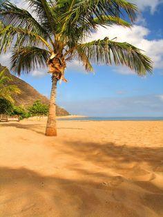 TENERIFFA | golden beach