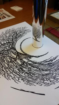 """stunningpicture: """" It's all a matter of perspective """""""
