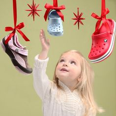 Crocs for Christmas #crocs #christmas