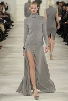 Ralph Lauren RTW Fall 2014 - Slideshow - Runway, Fashion Week, Fashion Shows, Reviews and Fashion Images - WWD.com