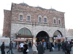 Bazar de las especias Estambul #Estambul #turquia
