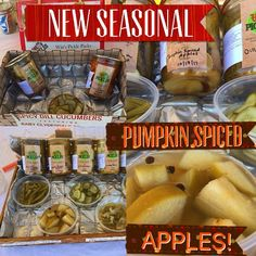#New #Seasonal #Variety!! #Pumpkin #Spice #Apples!  Get your jar today at the @lajollaopenairemarket until 1:30pm. As always, our #pickles are made with #locallysourced #organic #vegetables and other #exceptionalcomestibles, all #cleverlypreserved.  #farmersmarket #lajolla #sandiego #sandiegoliving #smallbusiness #shopsmall #shoplocal #eatlocal #dinelocalsd #lajollalocals #sandiegoconnection #sdlocals - posted by Witt's Pickles  https://www.instagram.com/wittspickles. See more post on La…