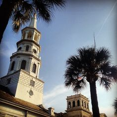 A view of the Four Corners of Law in #Charleston