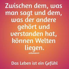 """Gefällt 93 Mal, 2 Kommentare - Das Leben ist ein Gefühl (@das_leben_ist_ein_gefuhl) auf Instagram: """"#leben #liebe #dankbar #wahreworte #lebensweisheiten #glücklich #schön #daslebenistschön…"""" Leadership Quotes, Cool Slogans, Cheer Quotes, We Are All Human, In A Heartbeat, True Stories, Bujo, Philosophy, Best Quotes"""