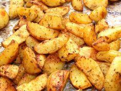 Fűszeres sült krumpli   Alajuli receptje - Cookpad receptek