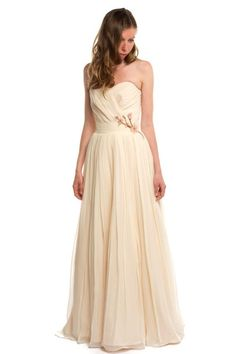 This beautiful handmade Gown is constructed from lovely flowing chiffon and has…