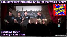 3pm Improv 4 Kids Show ADDED today at the #Broadway #Comedy #Club #NYC Discount tickets at https://web.ovationtix.com/trs/pr/718535/prm/eight20