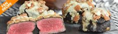 Stroopwafel Crusted Filet Mignon - By Daelmans Stroopwafels