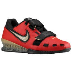 82262ea5448e86 Nike Romaleos II Power Lifting - Oh yes