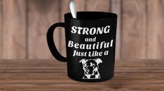 * JUST RELEASED *Strong and Beautiful - MugLimited Time OnlyThis itemis NOT available in stores.Guaranteed safe checkout:PAYPAL | VISA | MASTERCARDClickBUYIT NOWTo Order Yours!