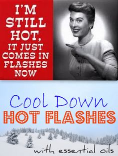Hot Flash Relief!