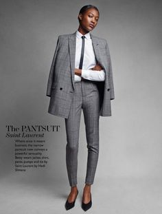 Image result for women in suit editorial