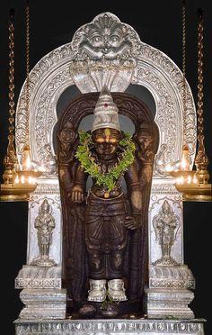 Vishnu deity, Udupi, Karnataka