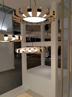 PAULINE #led Faro Barcelona #lamp #design #diseño #madera Light Building, Led, Lamp Design, Pendant Lamp, Barcelona, Ceiling Lights, Home Decor, Furniture Catalog, Modern Furniture