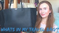 What's In My Travel Bag? Packing Tips!