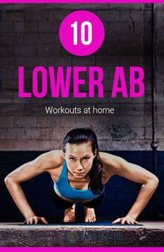 Research indicates that one of the hardest and most challenging body regions to go through training or to exercise are the lower abs. #ab_wokrouts
