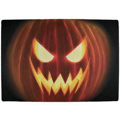 Halloween - Jack-O-Lantern All Over Indoor Mat