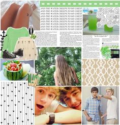 """"""".... Is I'd cαtch a grenαde for yα // BOTODB Round O1"""" by directioner-belieber-xo ❤ liked on Polyvore"""