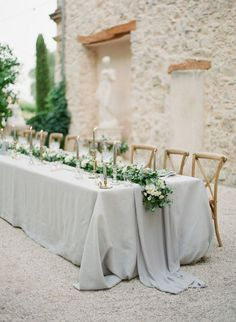 Wedding in the South of France / Sam & Joe / Photography by Greg Finck / The LANE