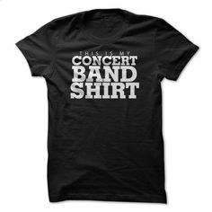 This Is My Concert Band Shirt - #shirt print #tee cup. ORDER NOW => https://www.sunfrog.com/Music/This-Is-My-Concert-Band-Shirt.html?68278
