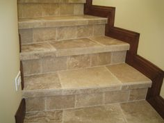 exceptional can you put tile on stairs 2017 1 Staircase With Tile On, stairs with tile, stairs with tile and wood, stairs with tile ideas, stairs with tile risers. Published: December 2017 at pm Tiled Staircase, Tile Stairs, Staircases, Redo Stairs, Basement Steps, Tile Installation, Dream Apartment, Home Reno, Home Projects