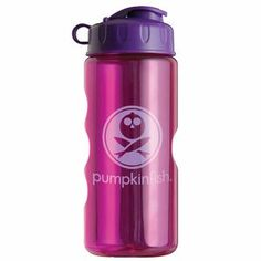 Mini Mountain 22 oz. Tritan� Transparent Sports Bottle - Flip Top Lid