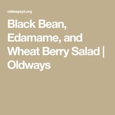 Wheat berry salad, Berry salad and Spinach salads on Pinterest