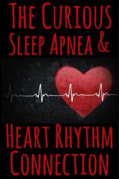 Insomnia Remedies The Curious Sleep Apnea and Heart Rhythm Connection - After surgery, a patient with sleep apnea discovered she also had atrial fibrillation, a serious irregular heart rhythm Cure For Sleep Apnea, Sleep Apnea Remedies, Insomnia Remedies, Signs Of Sleep Apnea, Sleep Apnea Machine, Serum, Anti Aging, Insomnia Causes, Severe Insomnia