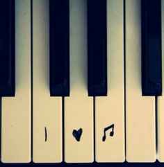 I play piano. By ear, which means, I can listen to a song and start playing it once I find the correct notes. Without sheet music...