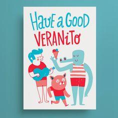 Veranito on Behance