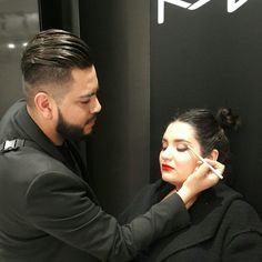 Practicando mas mis makeup's