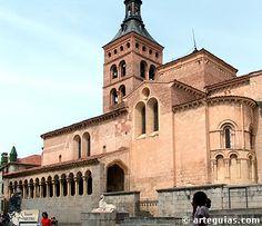 Iglesia de San Martín. Segovia